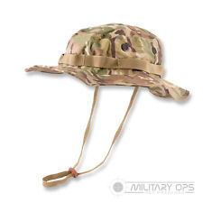 BTP GI US STYLE BOONIE HAT FIELD ARMY MILITARY CADET SUN MTP MULTICAM CAMO