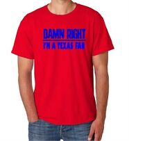 Texas Damn Right Show Your City Pride Arlington Funny Shirt
