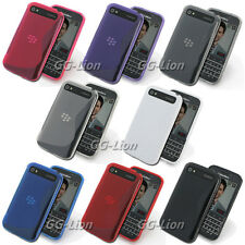 For BlackBerry Classic Q20, Classic Non Camera Gel TPU Silicone Case Cover Skin