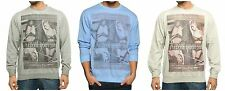 Mens Soul Star Sweatshirt Sexy Hip Hop Graphic Sweat Top