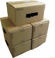 Strong Double Walled Small Cardboard Boxes For Packing Moving Removal Storage