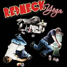 Redneck Yoga Southern Beer Drinking T Shirt Funny Tees Small to 4XL and Tall