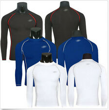 Hot Men's Compression Base Layer Fitness Gym Workout Long Tight Shirts Pants