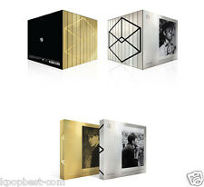 EXO - EXODUS(2nd Album Korean Ver) Member Random CD+52pBooklet+Poster+Photocard