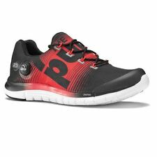 REEBOK Zpump Fusion Men's Running Shoes Black/Red M47885 Pumps