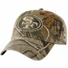 '47 Brand San Francisco 49ers Franchise Fitted Hat - Realtree Camo - NFL