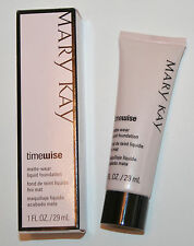 Mary Kay TimeWise Matte-wear Liquid Foundation MakeUp - Choose your shade
