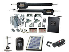 FM502 - GATE OPENER KIT-- Mighty Mule HD Silver Series Dual - With Everything!