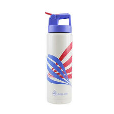 Cheeki Insulated Water Bottle w/ Straw (600ml)