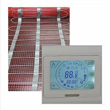 Electric Underfloor Heating Twin Premium 1 To 20 m2 With Touch Screen Controller