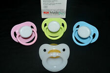 1 x NUK 5 ADULT PACIFIER/DUMMY FOR ADULT BABY - PICK A COLOUR!!