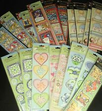 MARY ENGELBREIT & POOCH & SWEETHEART Dimensional Stickers YOUR CHOICE Baby Love