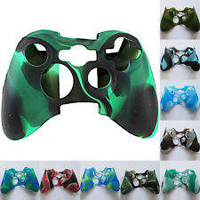 New Soft Silicone Gel Cover Case Skin for Xbox 360 Wireless Controller SC
