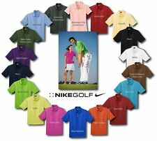 NIKE GOLF Mens Big & Tall Dri-Fit Micro Pique Polo Sport Shirt NEW LT-3XLT 4XLT