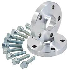 Audi Hub Centric (Hubcentric) Alloy Wheel Spacer Kit With Bolts