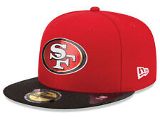 Official 2015 NFL Draft San Francisco 49ers Hat New Era 59FIFTY On Stage