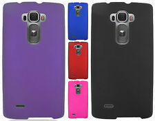 For LG G Flex 2 Rubberized HARD Protector Case Snap On Phone Cover+ Screen Guard