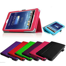 New PU Leather Case Cover Stand for ASUS MeMO Pad HD ME173X 7 Android Tablet