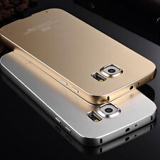 Luxury Armor Shockproof Aluminum Metal Case Cover For Samsung Galaxy S6 2015