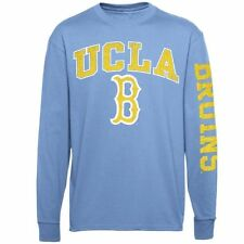 Youth UCLA Bruins True Blue Distressed Arch & Logo Long Sleeve T-Shirt - College