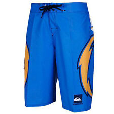 Quiksilver - SAN DIEGO CHARGERS - Mens Boardshorts (NEW) NFL Shorts : SIZE 30-34