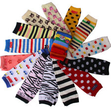 New Lovely Kids Toddler Soft Leggings Leg Warmers Socks Age 0-6Y 8-colors Choice