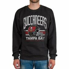 Tampa Bay Buccaneers Fleece Crew Sweatshirt - Charcoal - NFL