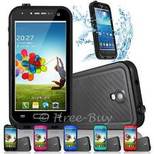 Daily Life Proof in Waterproof Shockproof Hard Case Cover For Samsung Galaxy S4