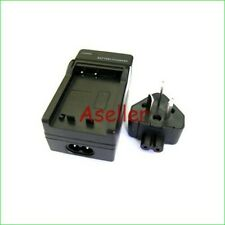 Battery Charger For CASIO NP-60 Exilim EX-Z90 EX-Z85 EX-Z19 EX-S20 EX-FS10 NP60