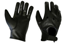 MENS LEATHER DRESSING DRIVING GLOVES UNLINED NEW ALL SIZES XS TO 2XL #1011