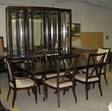 Thomasville Furniture Nocturne Dining Table Studio 455 Chairs Opt China Cabinet