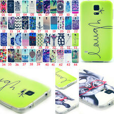 Cute Stylish Rubber Silicone Gel Phone Case Cover For Samsung Galaxy S5 i9600