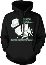 I Found Jesus…He Was Behind the Couch- Drinking Funny  Hoodie Pullover