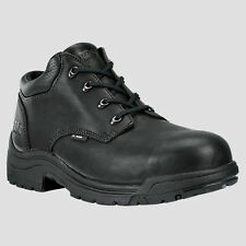 Mens Timberland PRO Titan Alloy Safety Toe Black Work Shoes Size 7-15 40044001