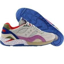 Saucony x Bodega Men G9 Shadow 6 - Pattern Recognition gray purple S70168-1
