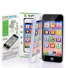 Childrens Kids Baby Y-Phone Educational Learning 123 Kids Phone TOY 4s 5