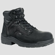 "Mens Timberland PRO TiTAN 6"" Alloy Safety Toe Black Work Boot Size 7-17 26064001"