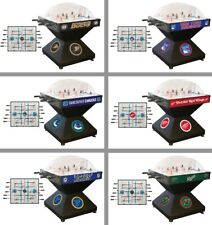 Choose Your NHL Hockey Team Bubble Dome Hockey Table Game by Holland Bar Stool