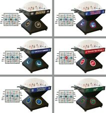 Choose Your NHL Team Deluxe Bubble Dome Hockey Table Game by Holland Bar Stool