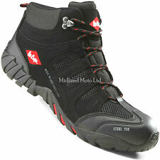 Lee Cooper, Steel Toe Cap Safety Boots / Trainers. High Top. LC020