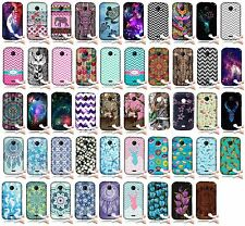 For ZTE Prelude 2 Z667G Zinger Whirl 2 TPU Rubber Skin Silicone Cover Phone Case