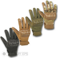 HARD KNUCKLE TACTICAL GLOVES FORCES CONTACT PROTEC MILITARY ARMY BRITISH CADET