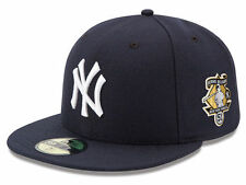 Official 2015 NY New York Yankees Bernie Williams Retirement New Era 59FIFTY Hat