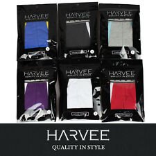 NEW 6 Pack Men's Boxer Underwear HARVEE Cotton Trunk Brief Short Undies CK2015A