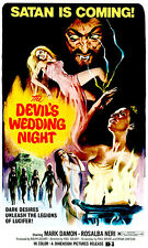 The Devil's Wedding Night - 1973 - Movie Poster