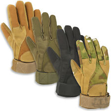 SPECIAL FORCES TACTICAL GLOVES FORCES CONTACT OPS MILITARY ARMY BRITISH CADET