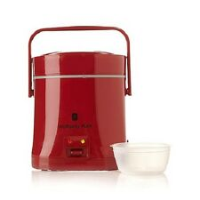 Wolfgang Puck Signature Perfect Portable 1.5 Cup-Dry, 3-Cup Cooked Rice Cooker