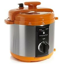 Grade A- (Factory 2nds): Wolfgang Puck Automatic 8-Quart Rapid Pressure Cooker
