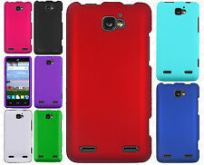 For ZTE Zephyr Z752C Rubberized HARD Protector Case Snap On Phone Cover