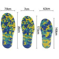 Footful Orthotic Arch Support Shoe Insoles Pad Cushion for Children Kids 3 Sizes